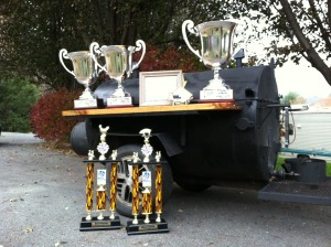 BBQ Competition Domination